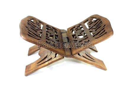 koran wooden stand