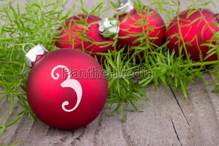 tafel winter holz advent vorweihnachtszeit dritte