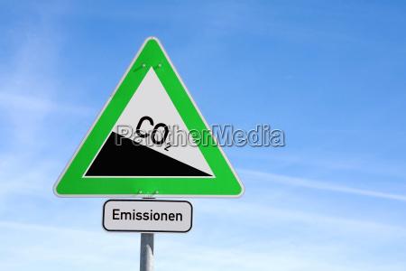 schild emissionen