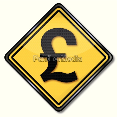 shield pound sterling as a currency