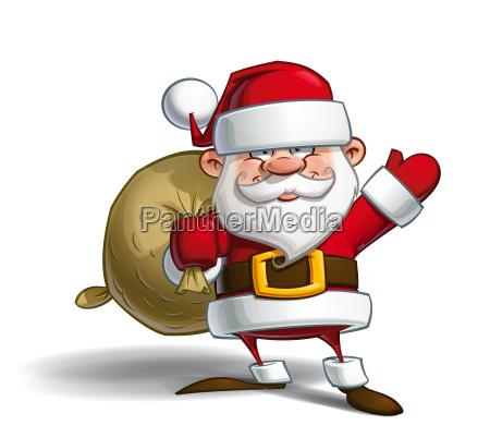happy santa ai