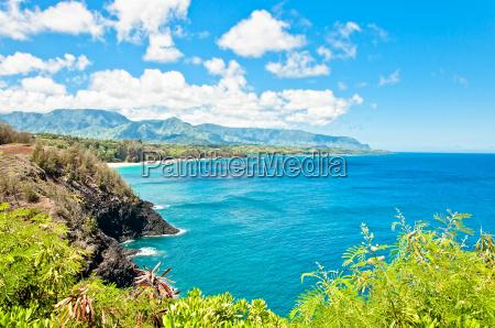 kauai north shore hawaii inseln