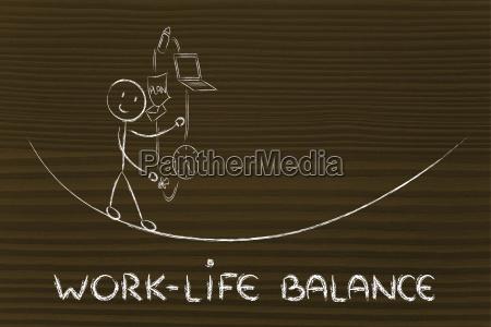 work life balance und die verwaltung