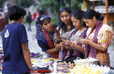 latin america guatemala antigua
