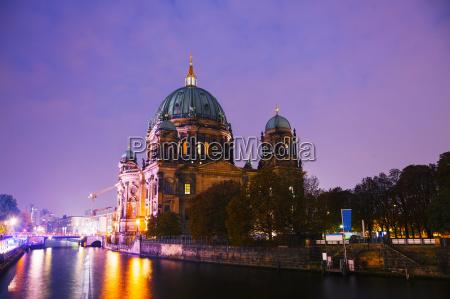 berliner dom uebersicht