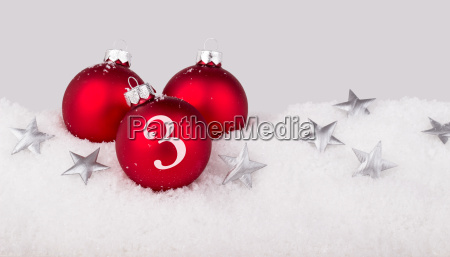 three third digit number third advent