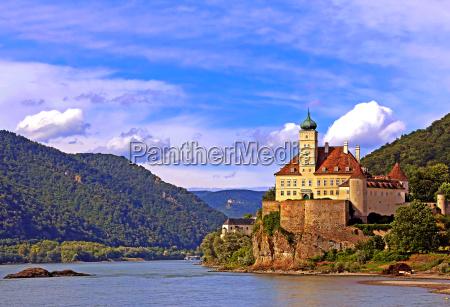 sightseeing danube tourist attraction lower austria