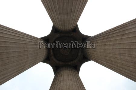 turm monument afrika baustil architektur baukunst