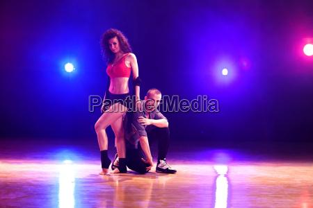 liebe zum tanz
