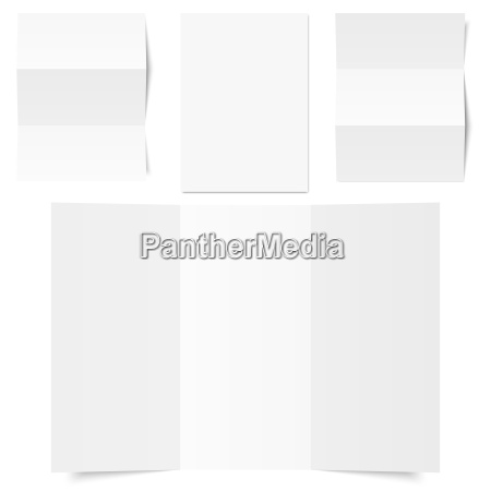 white writing paper collection
