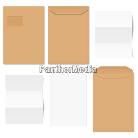 collection of envelopes with writing paper