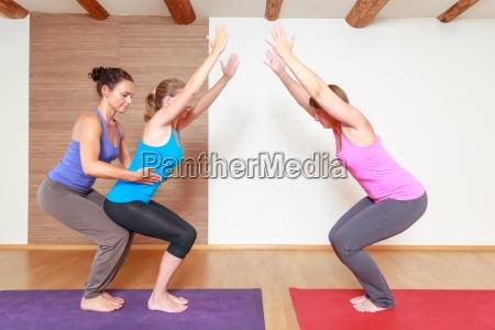 yoga uebungen