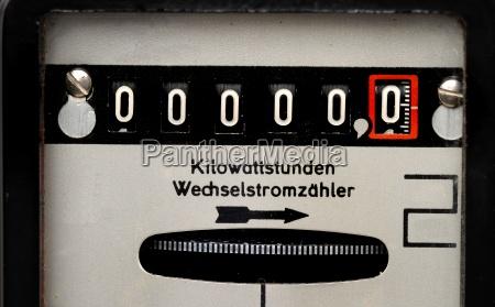 stromzaehler electricity meter