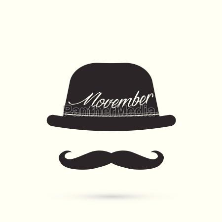 movember illustration