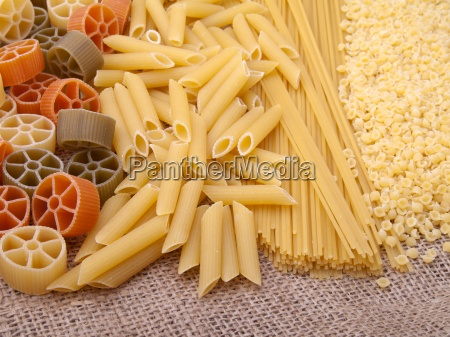 series, of, images, with, pasta., food - 13278480