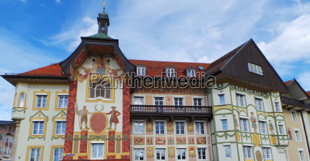 historical old town bavaria