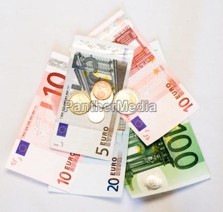 geld muenze muenzen schein scheine euroschein