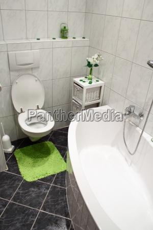 badewanne badezimmer gruen gruenes entspannung entwerfen