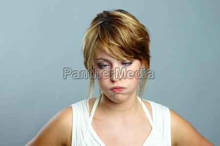 woman humour curious nosey nosy skin