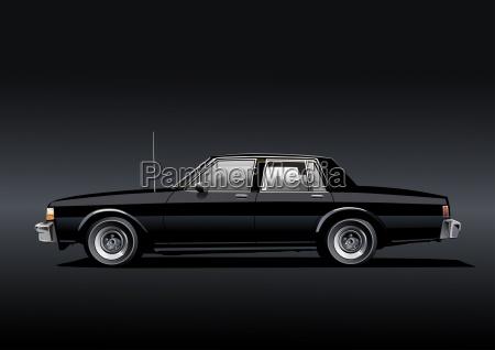 taxi black