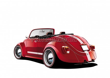 beetle cabriol red1