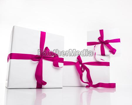 veilchen geschenk violett boxen schachteln kasten
