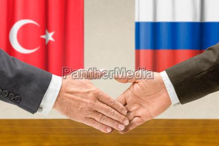 representatives of turkey and russia reach