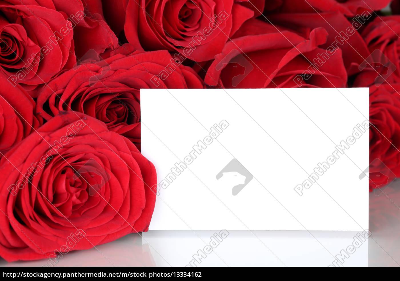 Stock Photo 13334162   Rote Rosen Zum Valentinstag Oder Muttertag Mit  Textfreiraum