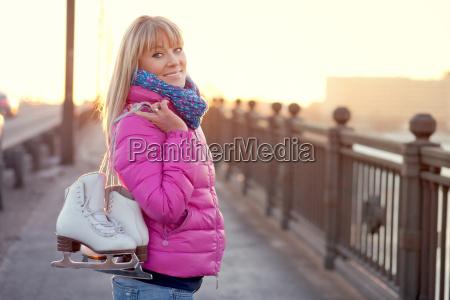 ice skater girl