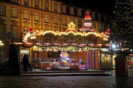 weihnachtsmarkt in erbach odenwald