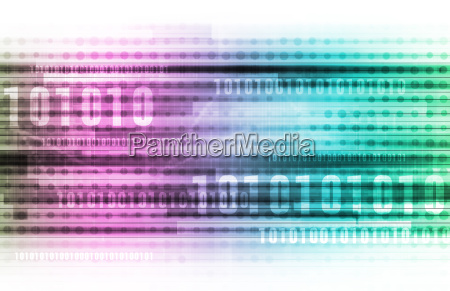 abstrakte informationen