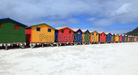 colorido playa la playa orilla del