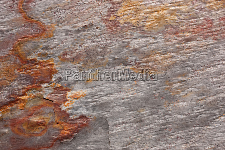 abstract pattern of a stone plate