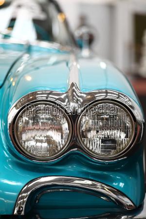 vintage scheinwerfer