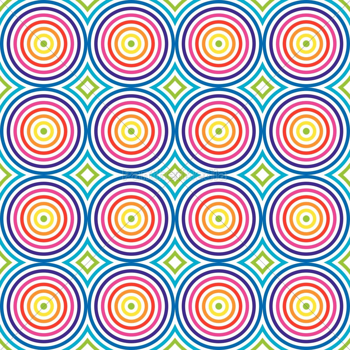 Bunte Abstrakte Farbige Muster Und Formen 0