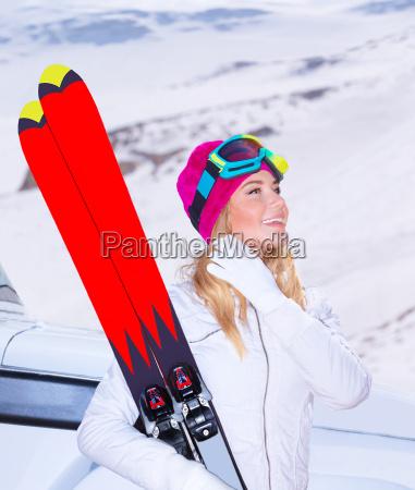 geniessen sie den skisport