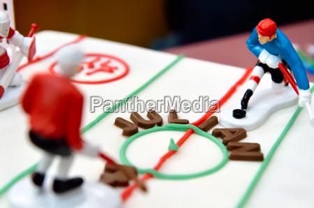 geburtstagstorte eishockey