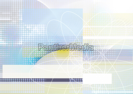 abstract lines grid concept