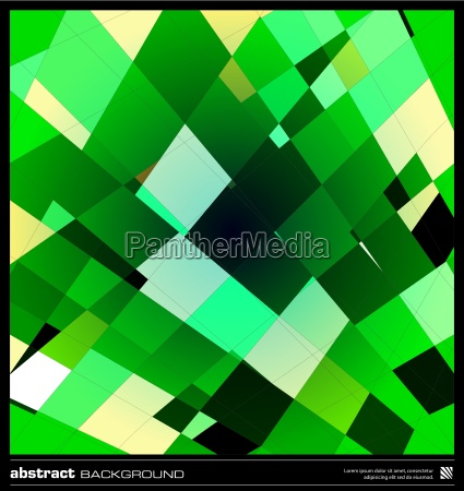 abstract emerald green background