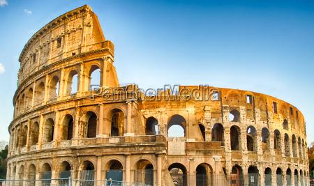 das kolosseum rom