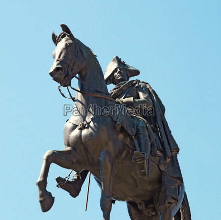equestrian statue friedrich the great berlin