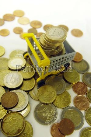 euro geld bargeld zahlungsmittel finanzen gewerbe
