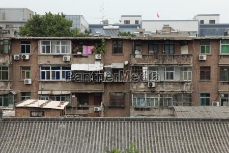 wohnen in china