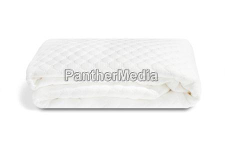 gepolsterter matratzenbezug