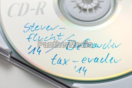 steuerflucht cd