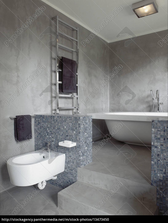 modernes badezimmer   Stockfoto   20   Bildagentur PantherMedia