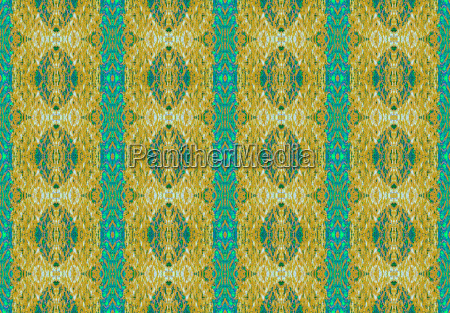 background abstract retro pattern endless chain