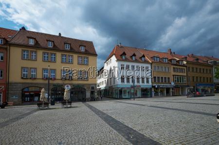 stadtansicht schweinfurt unterfranken deutschland