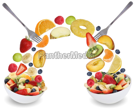 fruit salad to eat with fruits