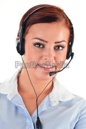 call center betreiber getrennt auf weiss